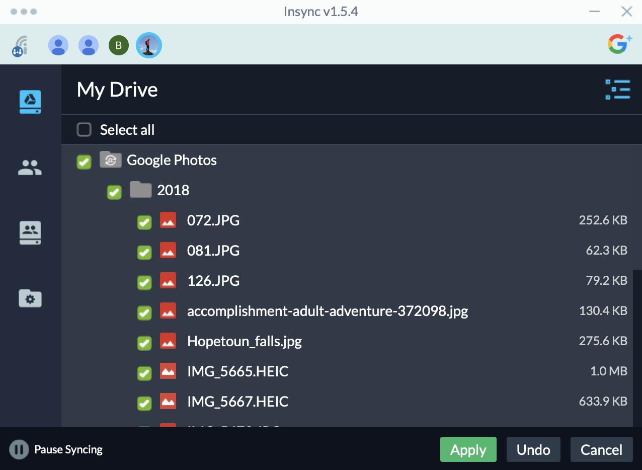 google backup and sync download ubuntu